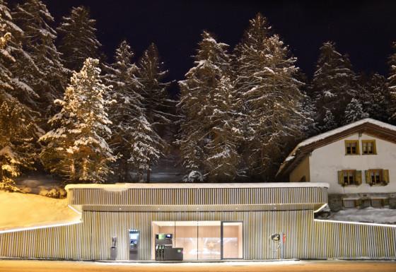 Stazione di Rifornimento St. Moritz