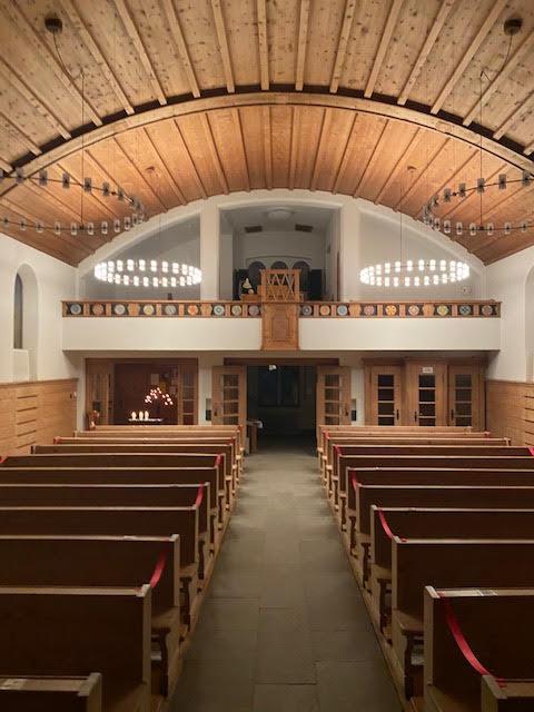 Chiesa Celerina